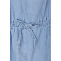 Kombinezon Venetia Pepe Jeans London błękitny