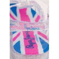 Sandały Jelly Jack Pepe Jeans London srebrny