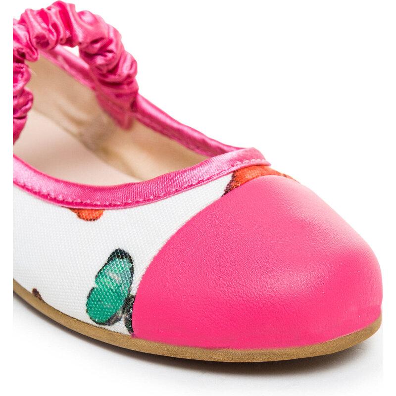 Bianca Ballerinas Guess pink