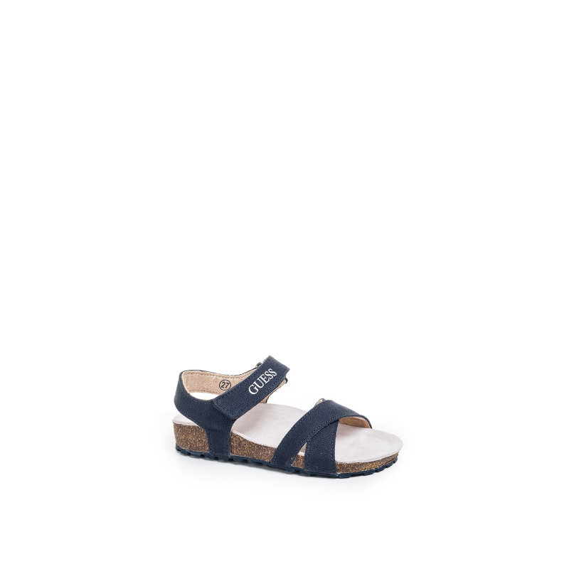 Rino Sandals Guess navy blue