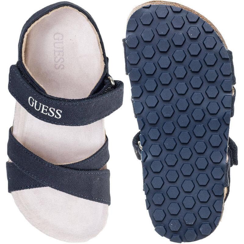 Sandały Rino Guess granatowy