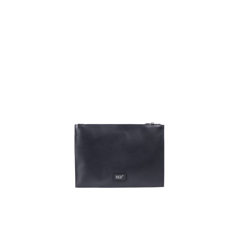 Clutch Red Valentino navy blue