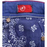 Spodnie Naomi Tommy Hilfiger niebieski