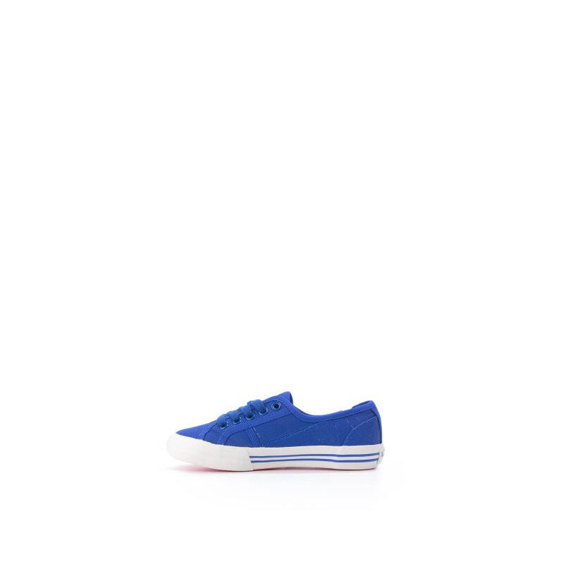 Baker Wash Sneakers Pepe Jeans London blue