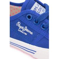 Tenisówki Baker Wash Pepe Jeans London niebieski