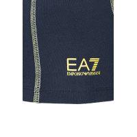 Top EA7 navy blue