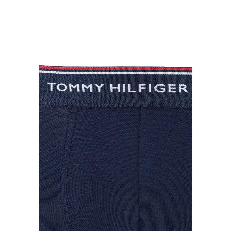Bokserki 3 Pack Tommy Hilfiger granatowy