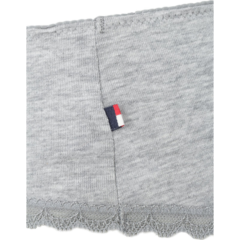 Figi COTTON SHORTY COMFORT Tommy Hilfiger popielaty