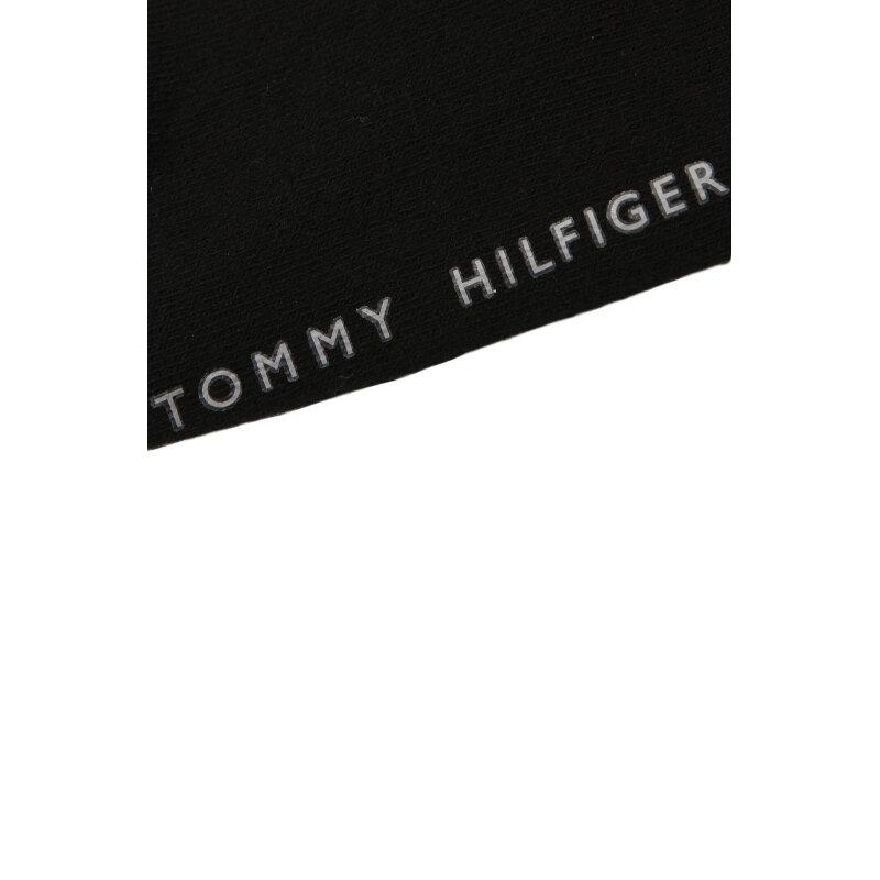 Rajstopy Plain Tights Tommy Hilfiger czarny