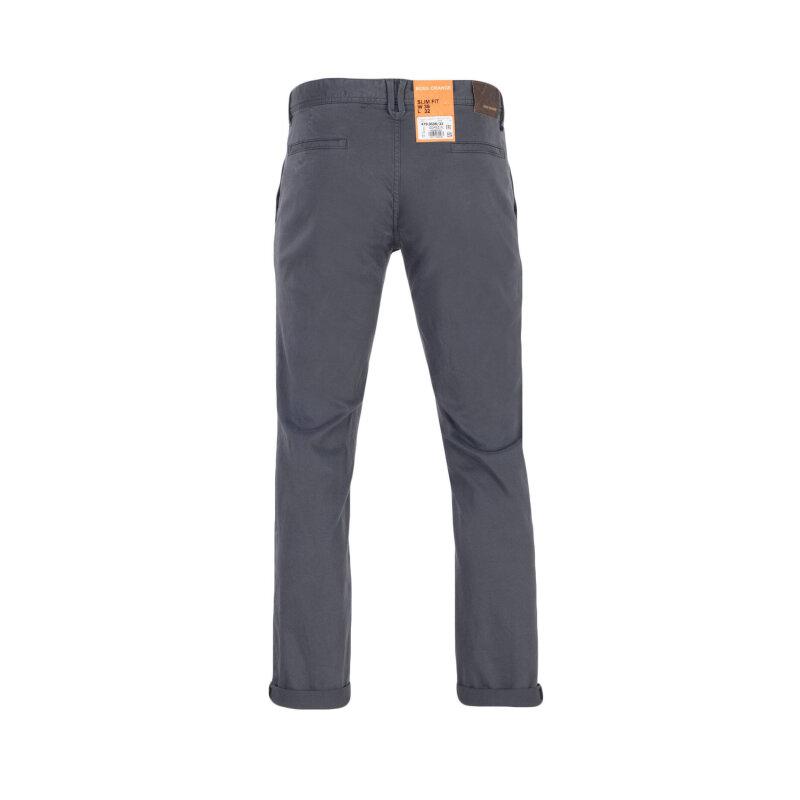 Spodnie Schino Slim1-D Boss Orange grafitowy