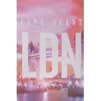 Bluza Fifi Pepe Jeans London różowy