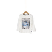 Tomaso Longsleeve Pepe Jeans London cream