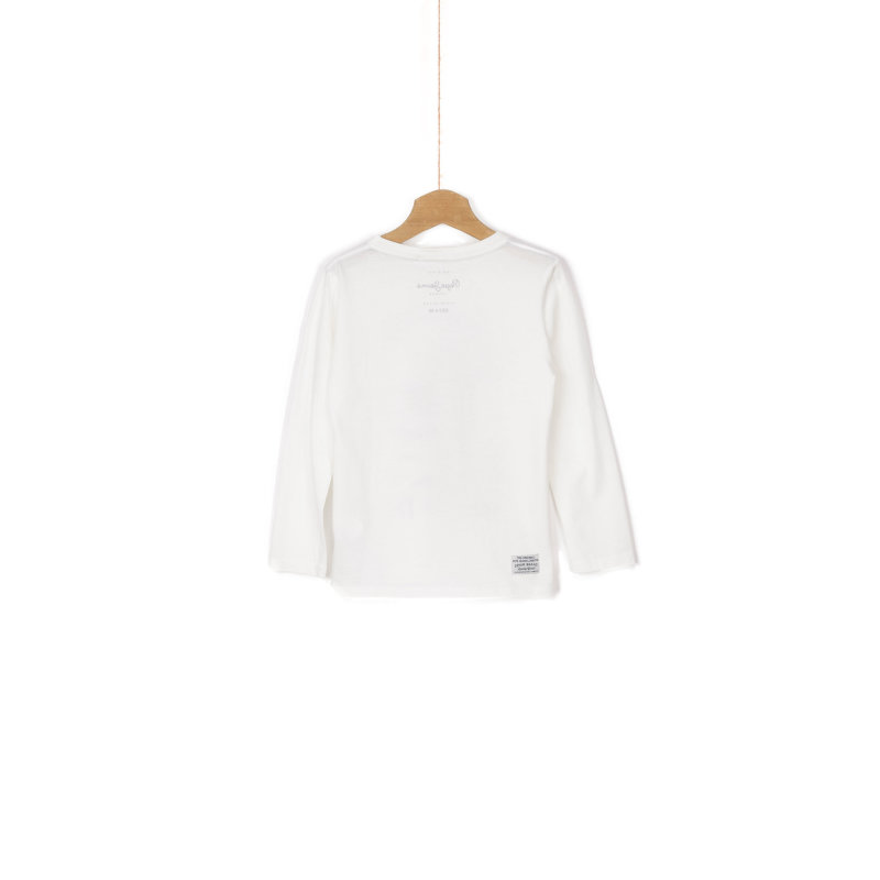 Tadeo Longsleeve Pepe Jeans London cream