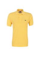 Polo Lacoste żółty