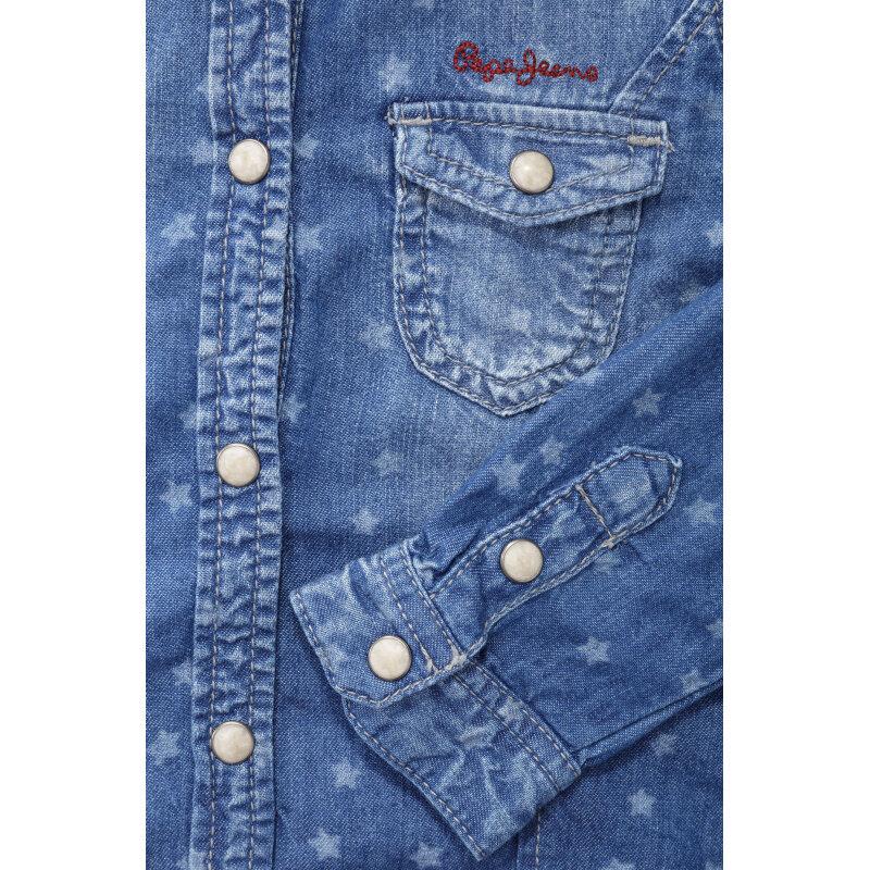 Sonia Shirt Pepe Jeans London blue
