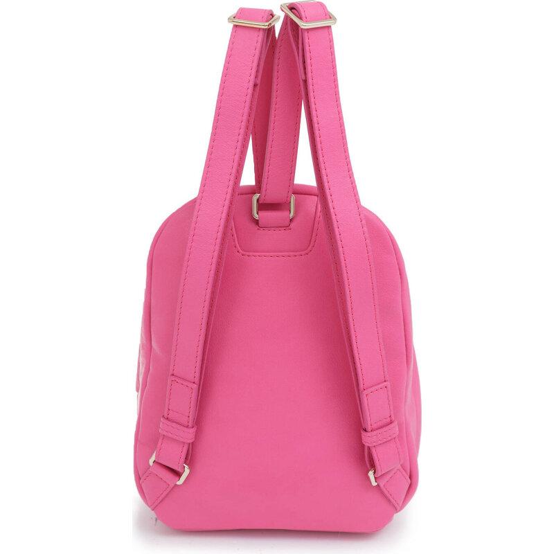Plecak Spy Mini Furla różowy