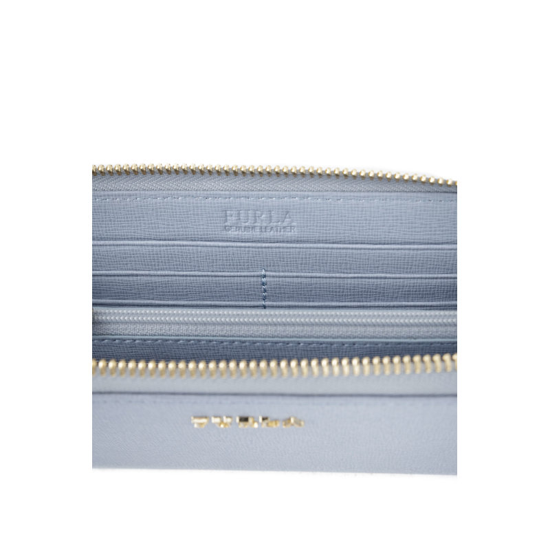 Babylon Wallet Furla baby blue