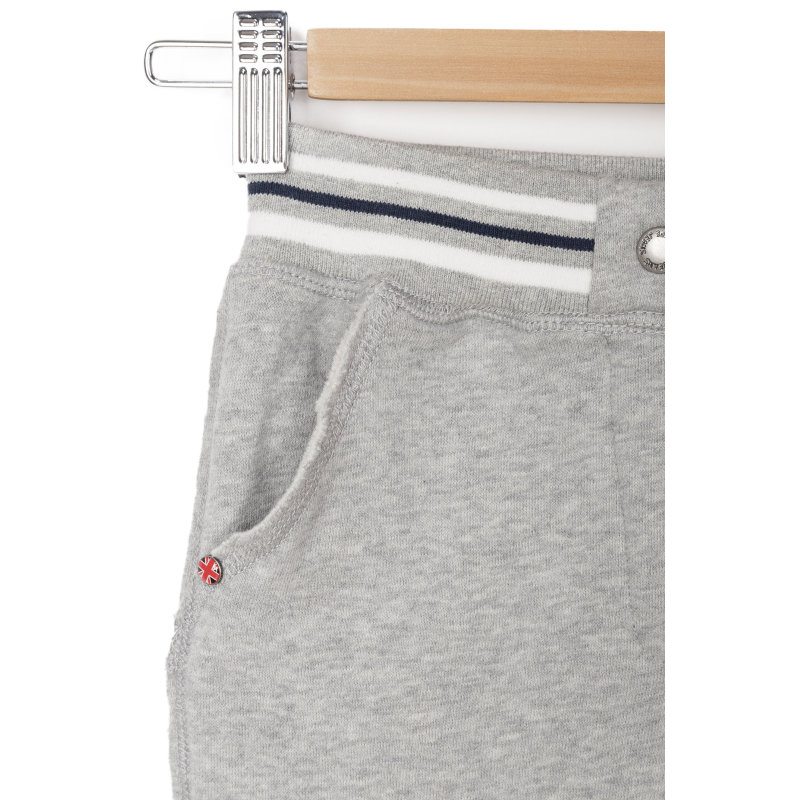 Braulio Sweatpants Pepe Jeans London ash gray
