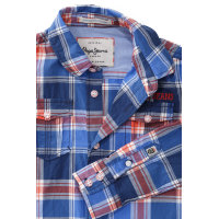 Seth Shirt Pepe Jeans London blue