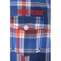 Koszula Seth Pepe Jeans London niebieski