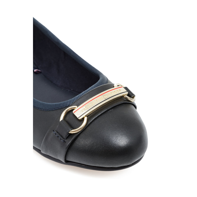 Anne 33A Ballerinas Tommy Hilfiger black