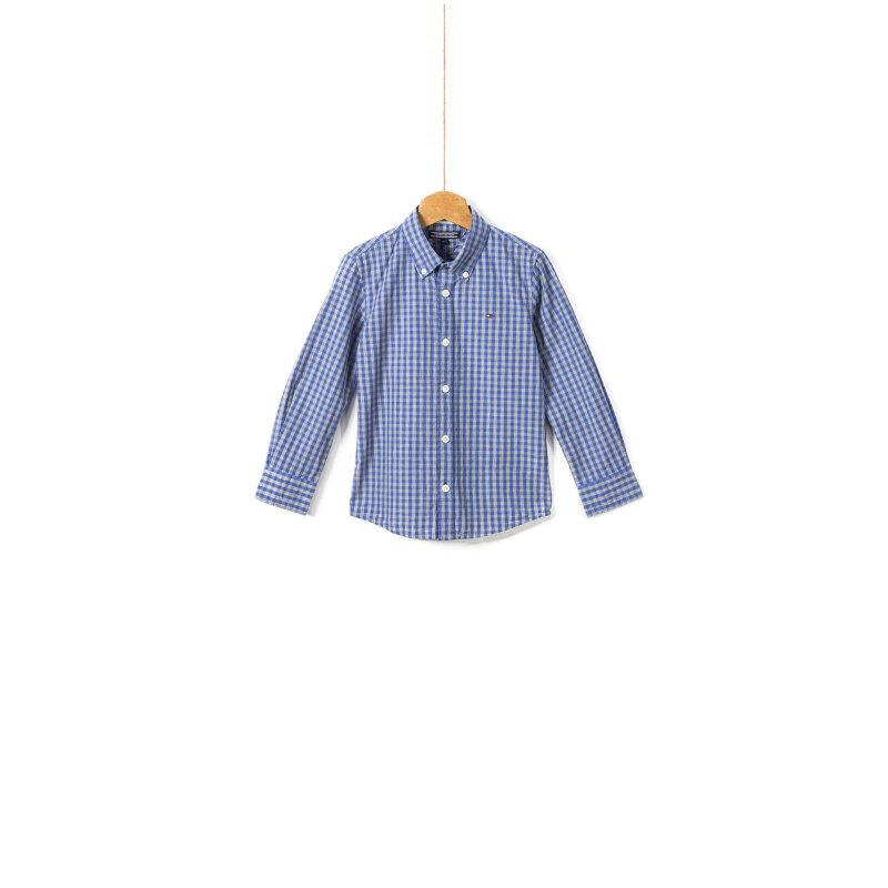 Koszula Booth Tommy Hilfiger niebieski