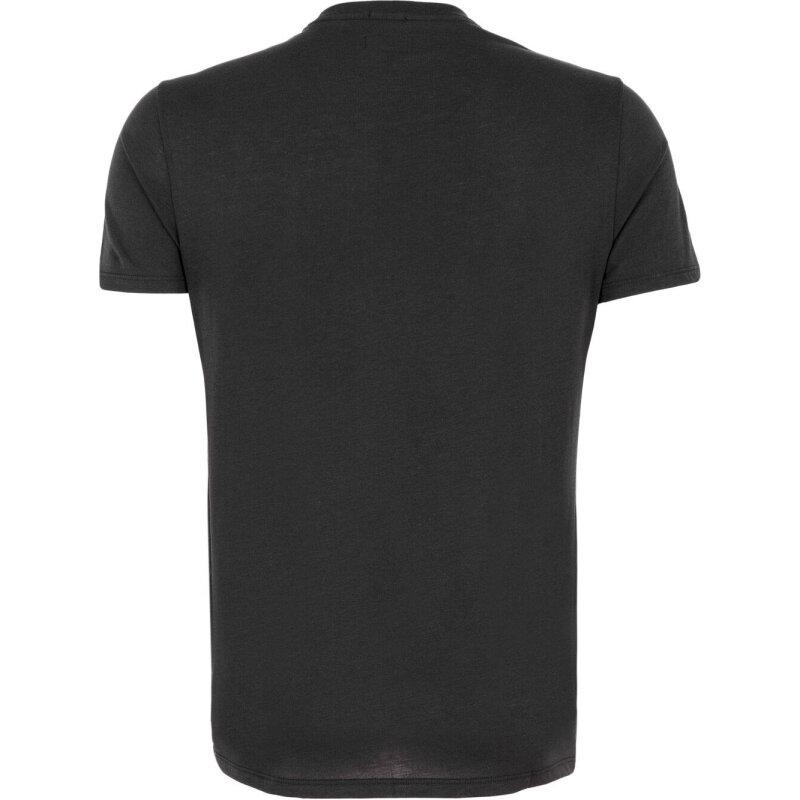 T-shirt Armani Jeans granatowy