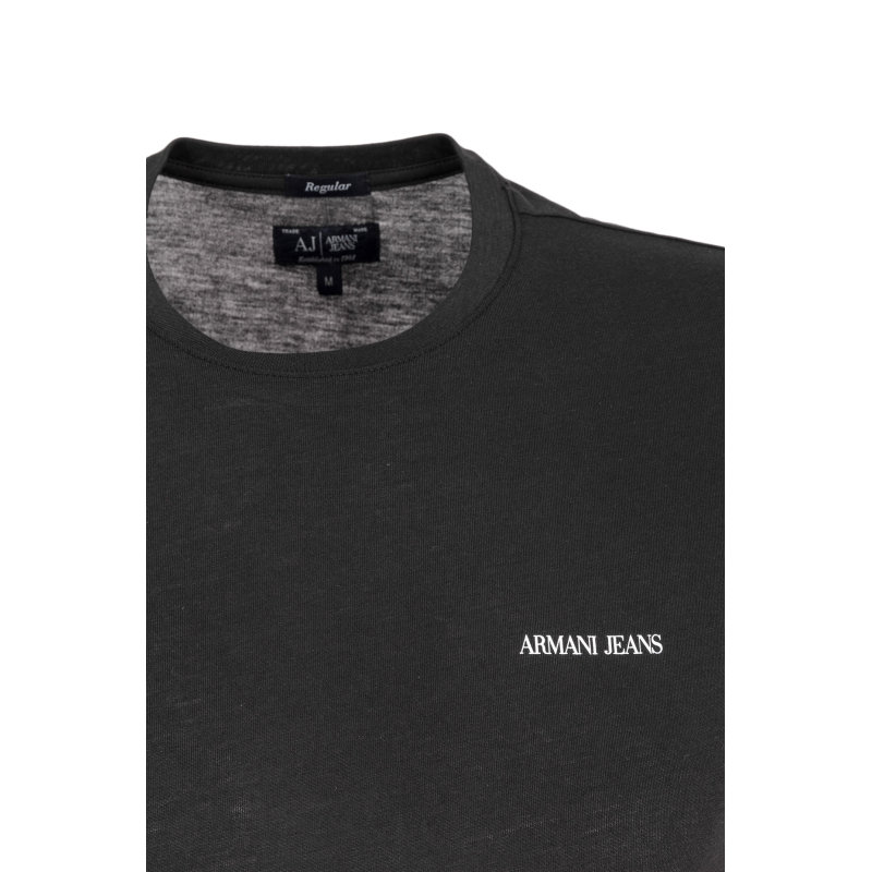 T-shirt Armani Jeans navy blue