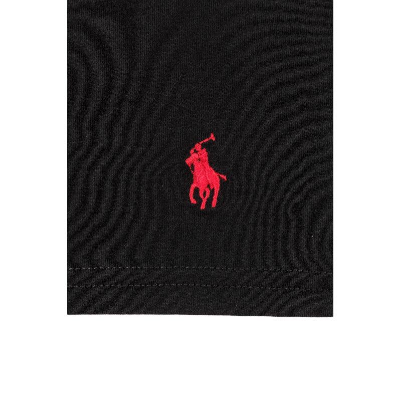T-shirt/Podkoszulek Polo Ralph Lauren czarny