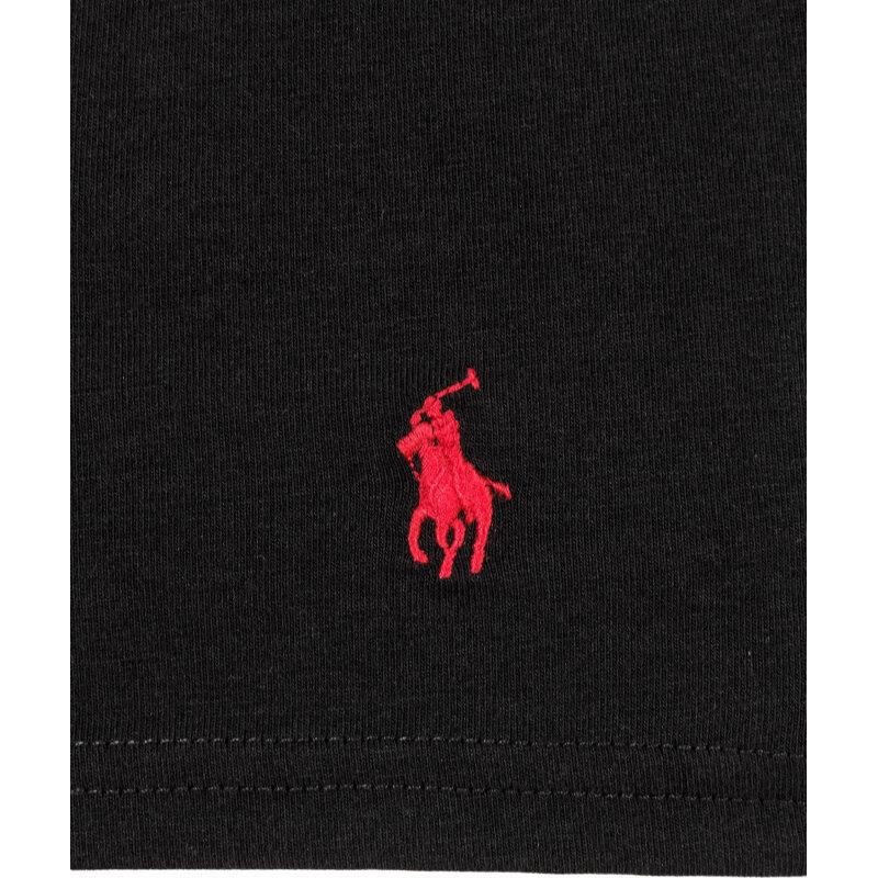 T-shirt/Undershirt Polo Ralph Lauren black