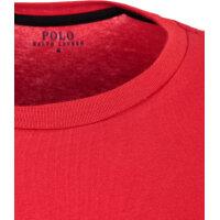 T-shirt/Podkoszulek Polo Ralph Lauren czerwony