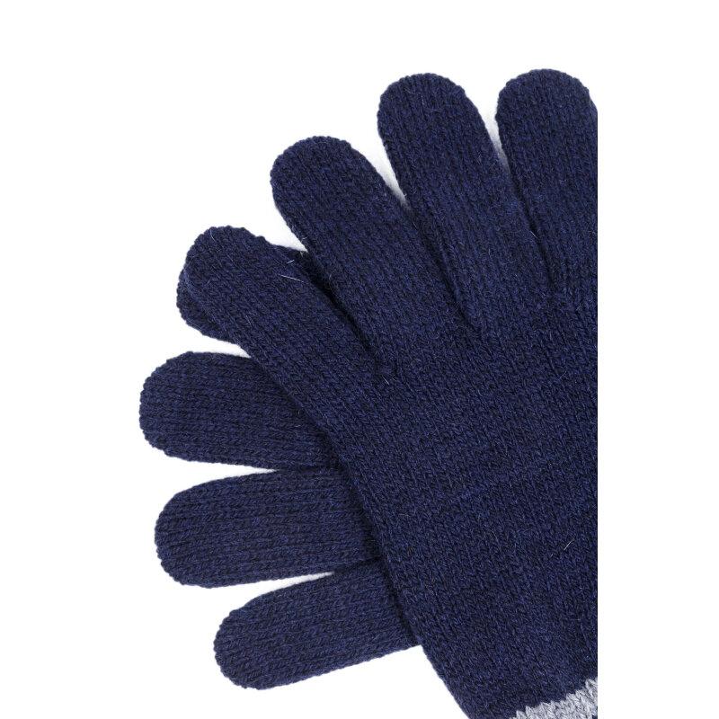 Rękawiczki Fovar Napapijri granatowy