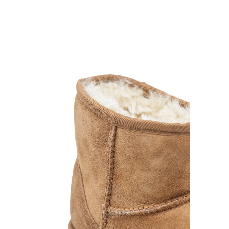 Śniegowce Classic Mini UGG brązowy