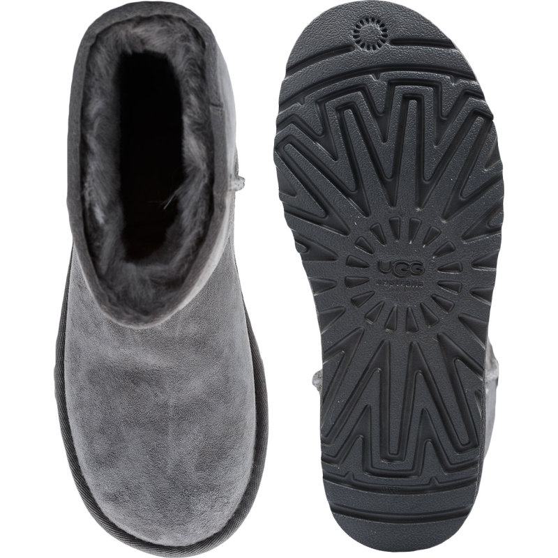 Classic Snow boots UGG gray