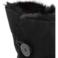 Bailey Button Snow boots UGG black