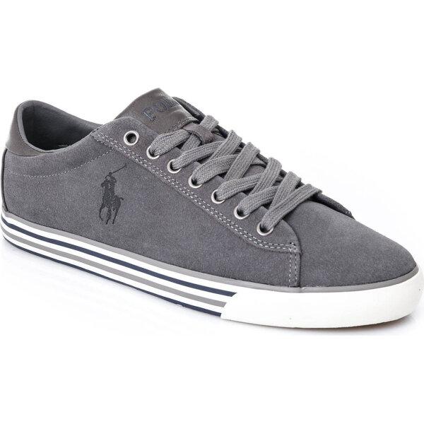 ... Harvey Sneakers Polo Ralph Lauren gray  A85-Y2058 REDIF ... 4ba4db3f92e