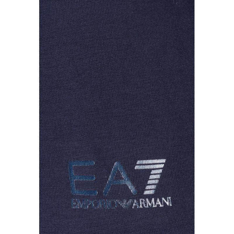 Dres EA7 granatowy