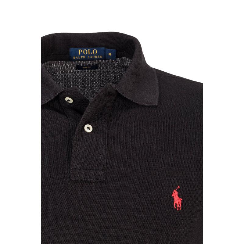 Polo Polo Ralph Lauren czarny