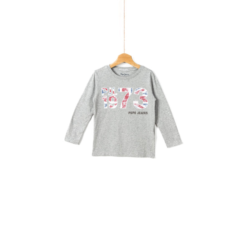 Longsleeve Trents Pepe Jeans London szary