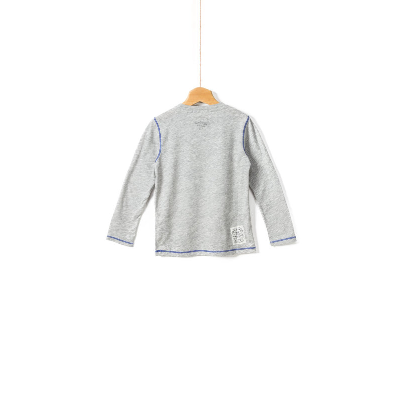 Tobias Longsleeve Pepe Jeans London gray