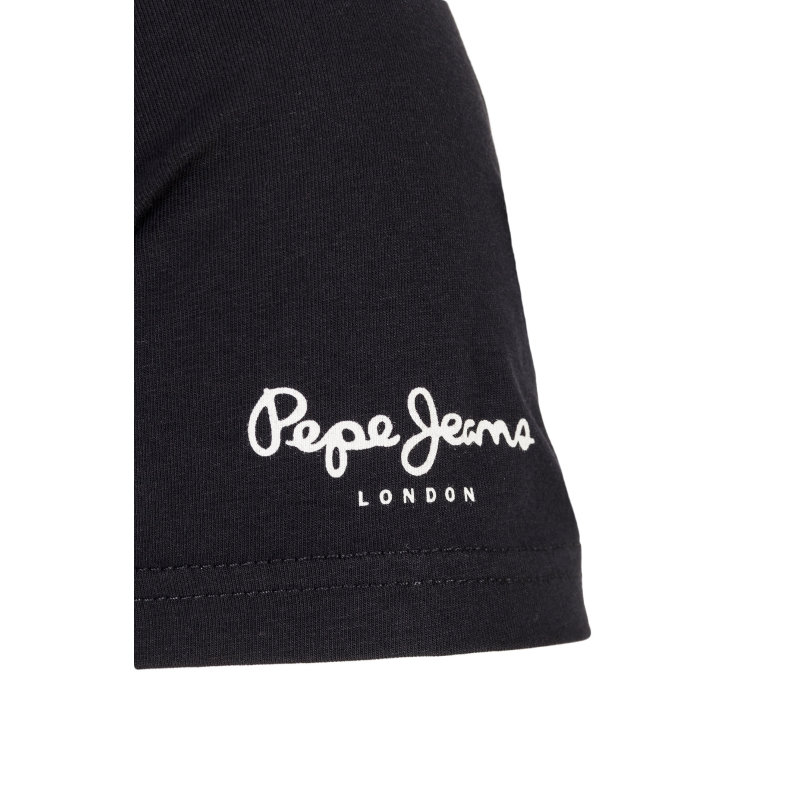 Original Basic T-shirt Pepe Jeans London black