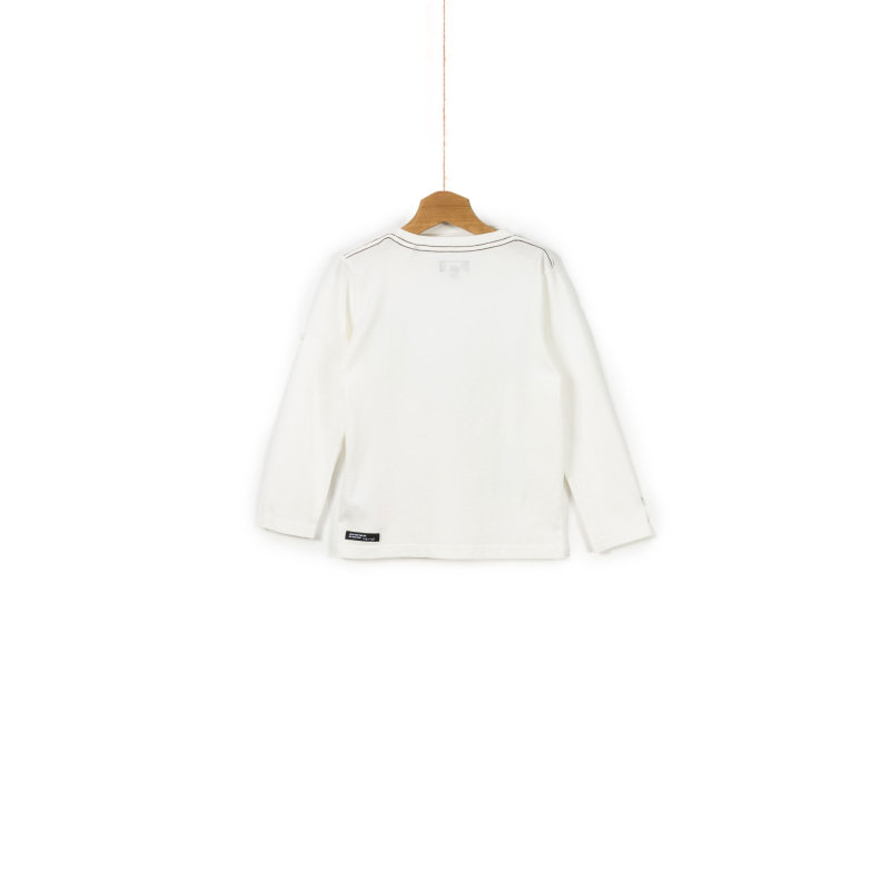 Tabel Longsleeve Pepe Jeans London white