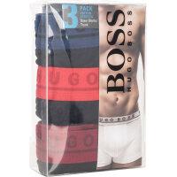 Bokserki 3 Pack Boxer 3P FN Solid Boss czarny