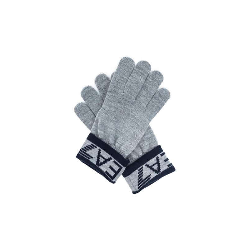 Rękawiczki EA7 szary