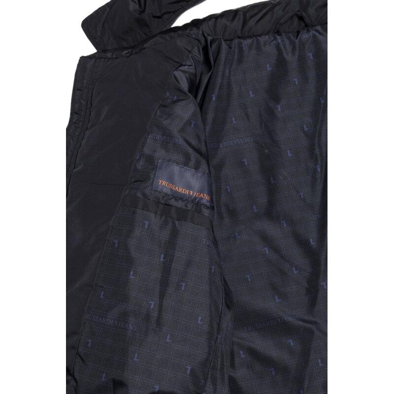 Kurtka Trussardi Jeans czarny