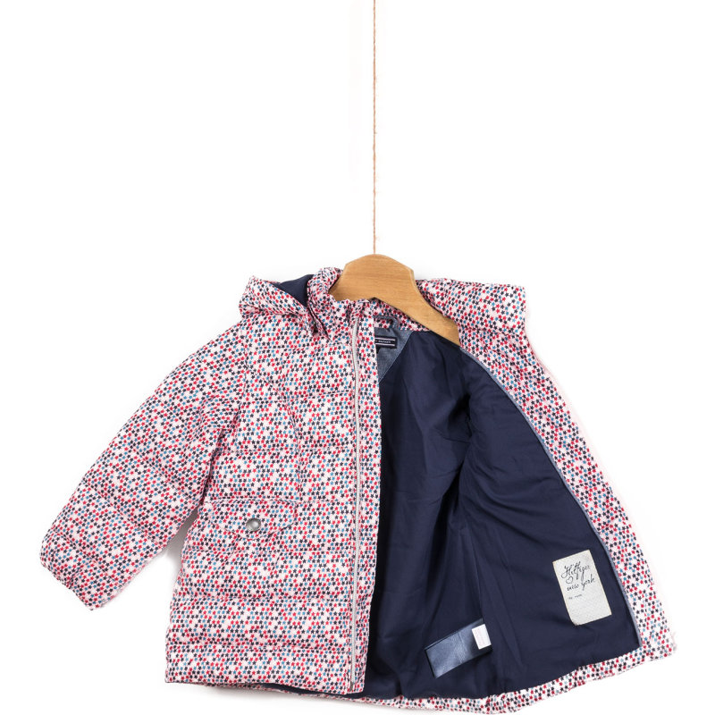 Olivia Printed Mini Jacket Tommy Hilfiger pink