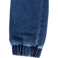 Girls Mini Indigo Sweatpants Tommy Hilfiger blue