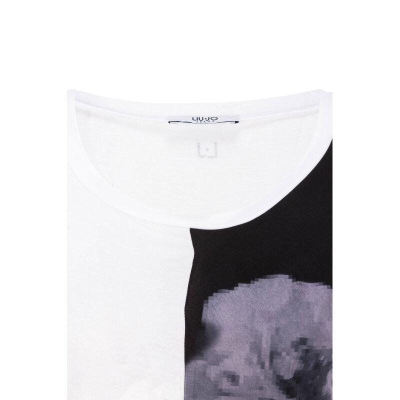 Blouse Liu Jo Jeans white