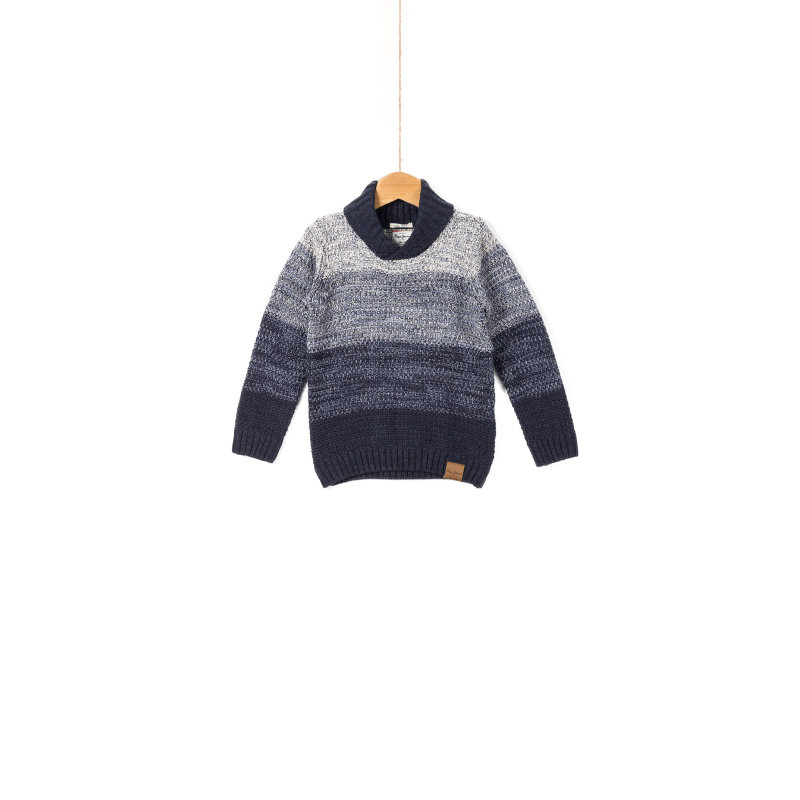 Sweter Perry Pepe Jeans London granatowy