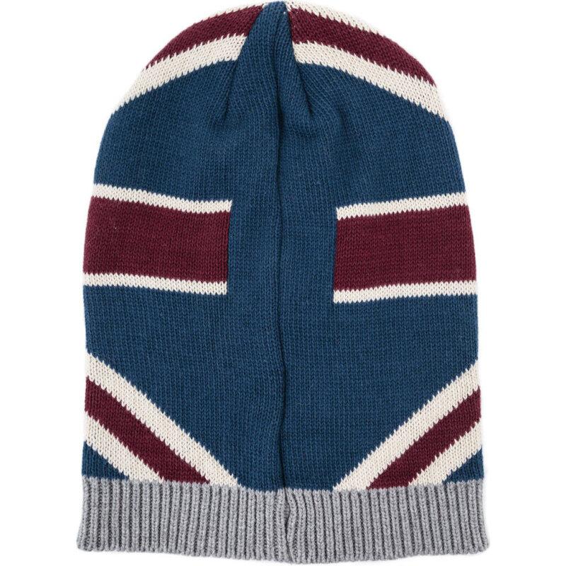 Czapka Pepe Jeans London niebieski